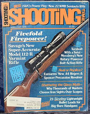 Magazine SHOOTING TIMES July 1979 !! HECKLER & KOCH Model HK300  22 WMR  RIFLE !! | eBay