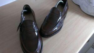 Shoes Reduced 8 Samuel New Handmade Windsor Mens Brown Size w40q8tx6O
