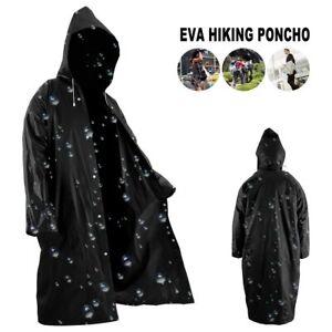 Women-Men-Raincoat-EVA-Cloth-Long-Outdoor-Camping-Rain-Coat-Poncho-Waterproof