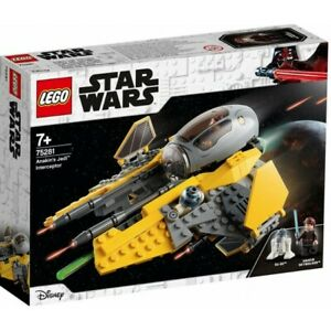 LEGO-75281-Star-Wars-Anakin-039-s-Jedi-Interceptor-Brand-New-and-Sealed