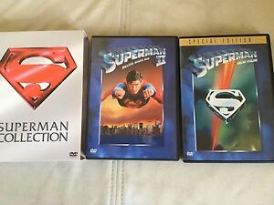 Superman Collection (Superman 1&2) - <span itemprop='availableAtOrFrom'>Berlin, Deutschland</span> - Superman Collection (Superman 1&2) - Berlin, Deutschland