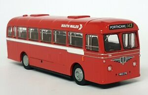 EFE-1-76-Scale-24323-AEC-BET-Willowbrook-South-Wales-Diecast-Model-Bus