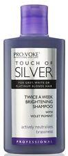 Provoke Touch of Silver Twice a Week Brightening Shampoo 150ml