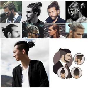 Curly-Messy-Bun-Hair-Piece-Scrunchie-Hair-Extensions-Real-Human-Unisex-Men-Women