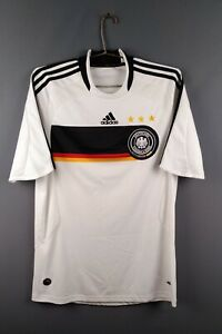Germany soccer jersey Medium 2008 2009 home shirt 613200 Adidas ig93