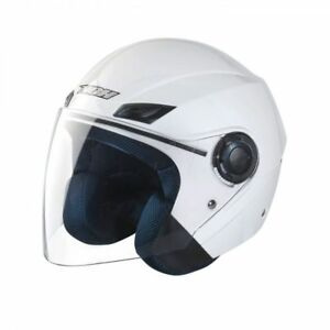 CASQUE-JET-NOX-N630-BLANC-BRILLANT-CHOIX-TAILLE