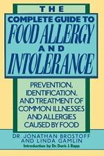 The Complete Guide to Food Allergy and Intolerance: Prevention, Identification,