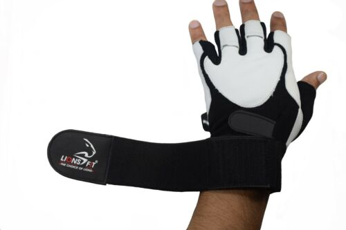 WEIGHT LIFTING GLOVES TRAINING FITNESS GLOVE BODYBUILDING GYM EXCERCIS GLOVES