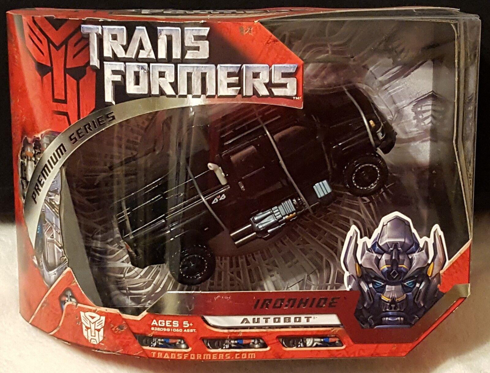 Ironhide Premium Serie Autobot Figuras De Acción De Transformers Voyager Class