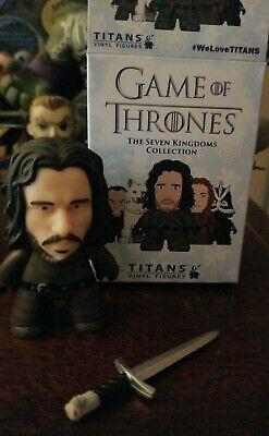 "Game of Thrones Titans /""Jaime Lannister/"" Vinyl Figure w// Packaging 2//18"