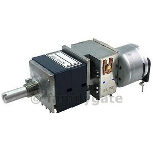 Alps Potentiometer Rk27 Motorized 10k 50k 100k Pot Log O