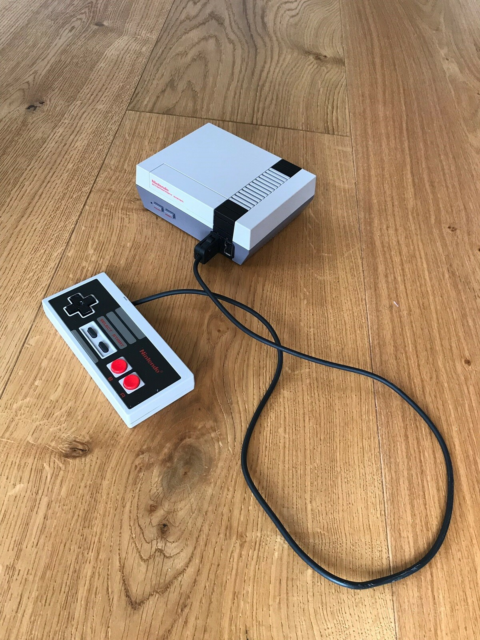 Nintendo NES, Mini Classic NES, Perfekt, Original emballage…