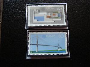 Germany-Rfa-Stamp-Yvert-and-Tellier-N-1153-1154-N-A22-Stamp-Germany