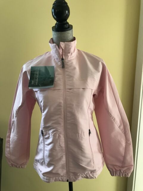 New With Tags North End Woman's Jacket Pink Size XS Techno Series