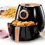 Gotham-Steel-Air-Fryer-XL-4QT-Rapid-Air-Technology-80-Less-Fat-amp-Calories-NEW