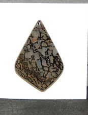Dinosaur Bone Free Form Cabochon 30x21mm From Utah  (7474)