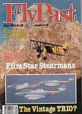 Flypast 1984 June VC10,Stearman,Halfpenny Green,DH2,Typhoon,Stearman,Southend