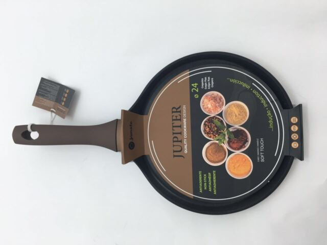 Jomafe Spicy 24cm Frying Pan Fry Pan Non Stick Heavy Induction For All Hobs