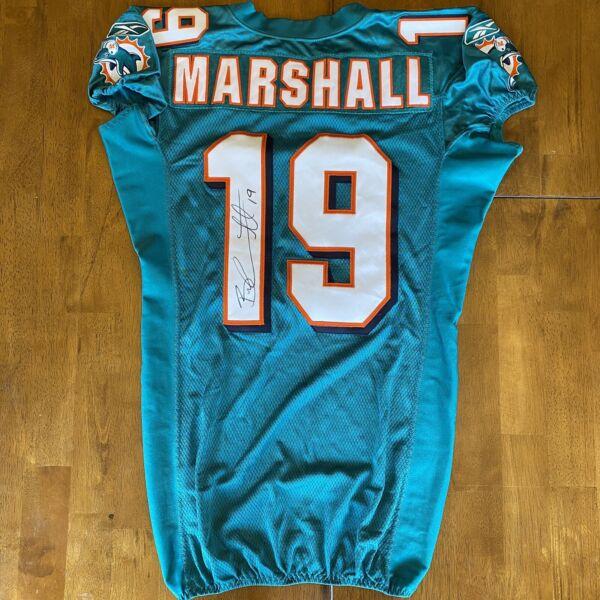 brandon marshall signed jersey