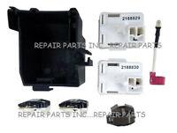 Olk1786 For 8201786 Whirlpool Refrigerator Start Relay Overload Compressor