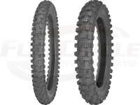 Irc 2.50-16 Front & 3.60-14 Rear Motocross / Off Road Tires Combo Crf 80 Xr 80