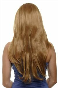 Clip-In-Postiche-7-Attache-3-4-Perruque-Blonde-Venitienne-Lisse-60cm-H9505-27