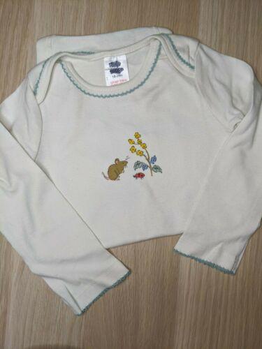 Baby Girls Ex Boden Bodysuits Vests 100/% Cotton 0 3 6 12 18 24 36 months