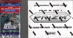 2019-Panini-Prizm-Baseball-Trading-Cards-12-Pack-Box-1-Extra-Free-Pack