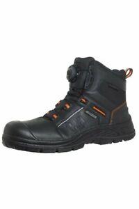 Alna Ropa Mid 78259 de Helly naranja Negro Hansen Safety Boots Ww trabajo Ht Boa 5HxngnY