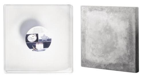 Moule rayher en plastique pour béton gießmassen uvm carré 18,5 ou 25 CM
