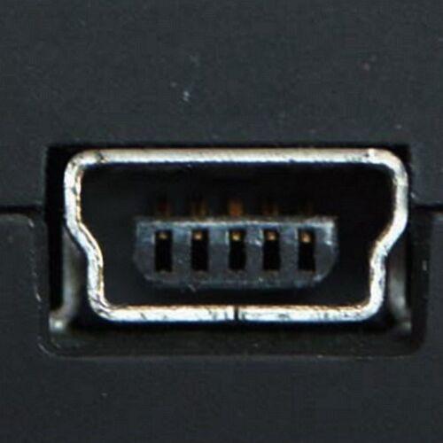 USB Cable Cargador De Coche Plomo Para Binatone GPS B350 B430 F350 F430 T350 T430