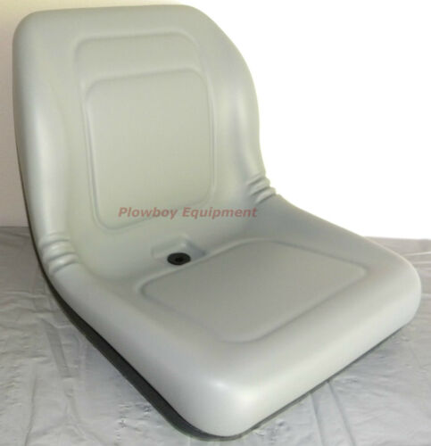 Lawn Garden Mower Seat GRAY for Country Clipper Zero Turn Mower H-2393 H-2229