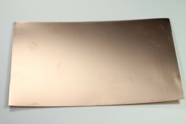 Scissor Cut Flexible Printed Circuit Board Material  Copper Clad  5