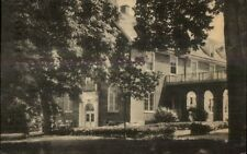 Reading PA Albright College Selwyn Hall Dorms For Women Postcard