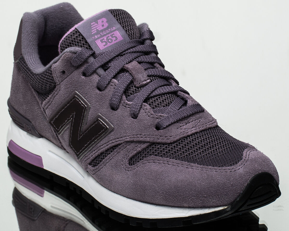 New Balance WMNS 565 lifestyle sneakers NEW dark purple white WL565-SLL