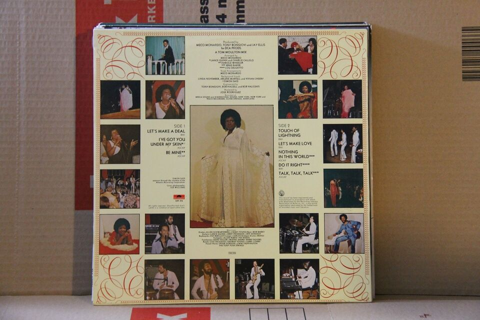 LP, Gloria Gaynor, Ive Got You