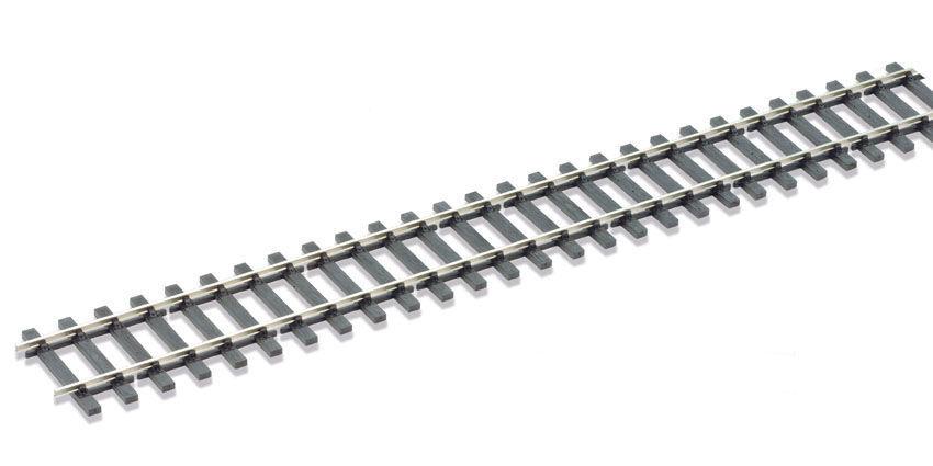 Peco SL-700BH - 91.4cm Stromlinienförmig Bullhead Code 124 'O' Spur  | Sale Deutschland