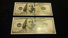HOT ITEM 10Pc.CRISP NEW~STYLE$100 MOTION PICTURE/MUSIC VIDEO Banknotes~FREE~S&H