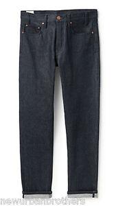 NWT Han Kjobenhavn Slim Tapered Selvage Jeans RRP $280