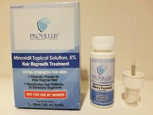 Provillus 5 Minoxidil Topical Solution Hair Growth Treatment For