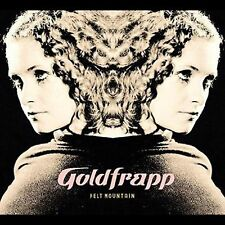 GOLDFRAPP-FELT MOUNTAIN NEW CD