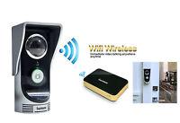 Wireless Wifi Camera Door Phone Doorbell Home Security Monitoring Night Vision