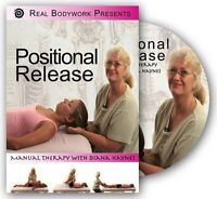 Positional Release Medical Massage Therapy Video On Dvd