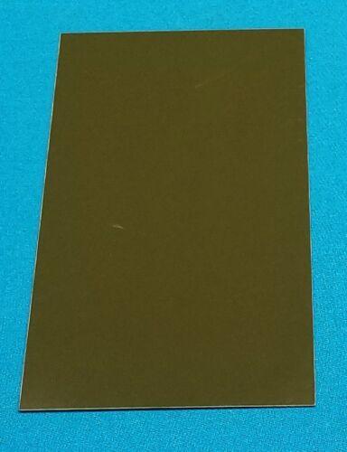 G10 Oliva OD Verde 1//32 .031 X 6 X 12 cuchillo manejar Espaciador material del trazador de líneas