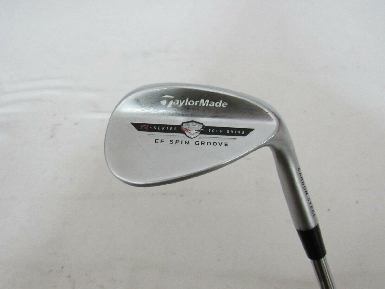 Taylormade TP ef  Spin Cuña de 47 ° 47.09 - Tour Issue S400 Acero rígido de la flexión utilizado mano derecha  mejor calidad