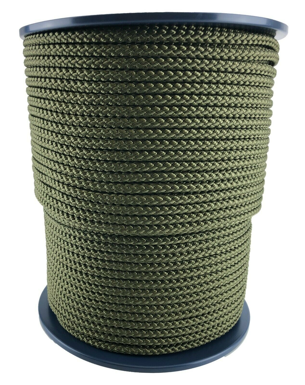 8mm Oliva Trenzado Polipropileno Polipropileno Cuerda Paracord con Cordón Vela
