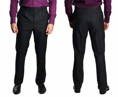 Pantaloni Gr plissettati neri 31 uomo da rq6nRaxr