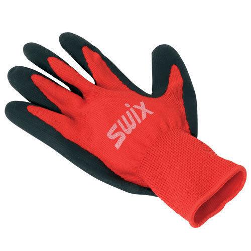 Swix Gloves for Ski Waxing Tuning Protection Medium