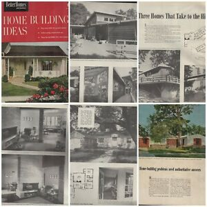 Bh Better Homes Gardens Building Ideas 1941 Red Big Issue