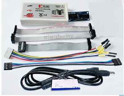 Xilinx Platform USB Download Cable Jtag Programmer for FPGA CPLD C-Mod XC2C64A